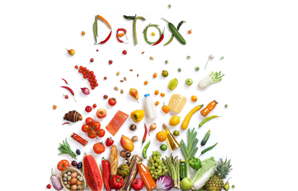 Do-It-Yourself detox