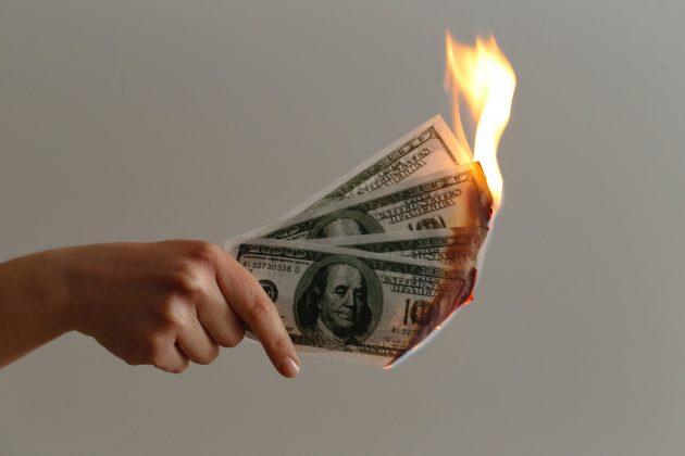 Super rich now even richer: Where our money burns.